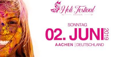 Holi Festival Aachen 2019 - 6th Anniversary
