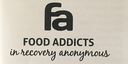 Food Addicts in Recovery Anonymous (FA) Meeting - Sunday AM Jupiter