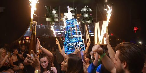PreParty and EXCHANGE/DREAM + 2 hours open bar! **ultimate PARTY package**
