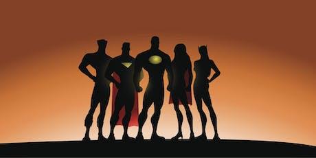 20s & 30s Superhero Shabbat 2019 tickets