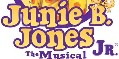 Junie B. Jones - Friday Nov. 30th 2018 at 6:30pm