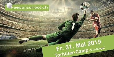 Keeperschool-Camp Torhütertraining: Fr3 (3 Trainings)