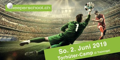 Keeperschool-Camp Torhütertraining: So2 (2 Trainings)