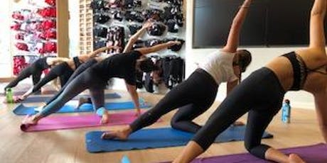 Free Yoga Event at Seafolly UTC tickets