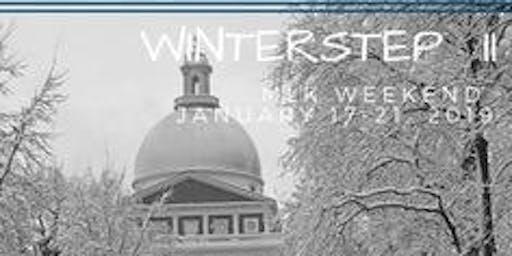 由Tosob-stepping主持的Winterstep 2是波士顿的一种生活方式。