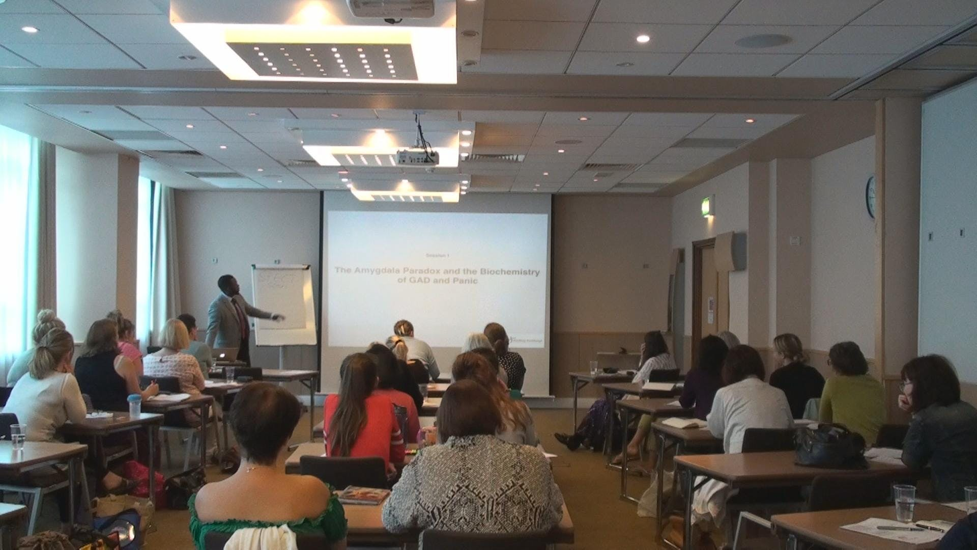 Workshop Bristol Treating Generalised Anxiety Disorder & Panic Attacks