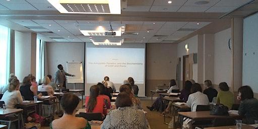 Workshop Bristol: Treating Generalised Anxiety Disorder & Panic Attacks