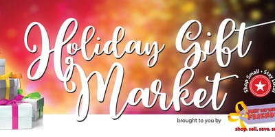 Holiday Gift Market hosted by Just Between Friends