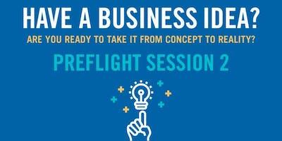 PreFlight 2019: Session Two