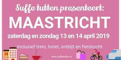 Suffe tutten reisje; weekendje Maastricht