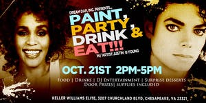 Paint, Party, Drink & Eat