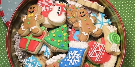 cookie decorating christmas sugar cookies at frans cake and candy supplies tickets