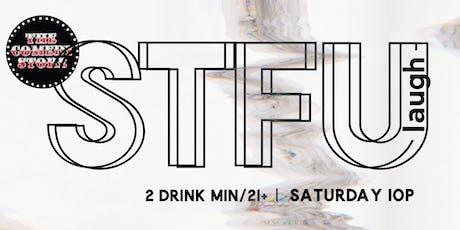STFU tickets