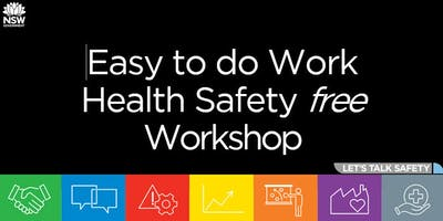 Easy to do Work Health Safety Workshop - Port Macquarie NSW
