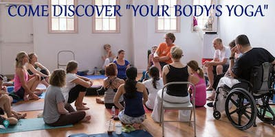 ACCESSIBLE YOGA OPEN HOUSE