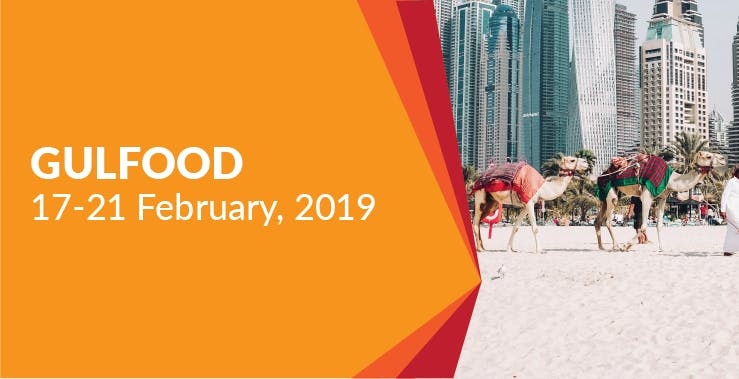 Showcase your products at Gulfood 2019, Dubai
