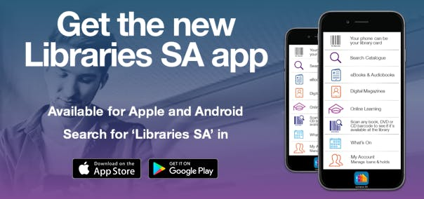 Get to know the new Libraries SA app at Mario