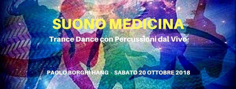 "TRANCE DANCE ""SUONO MEDICINA"""