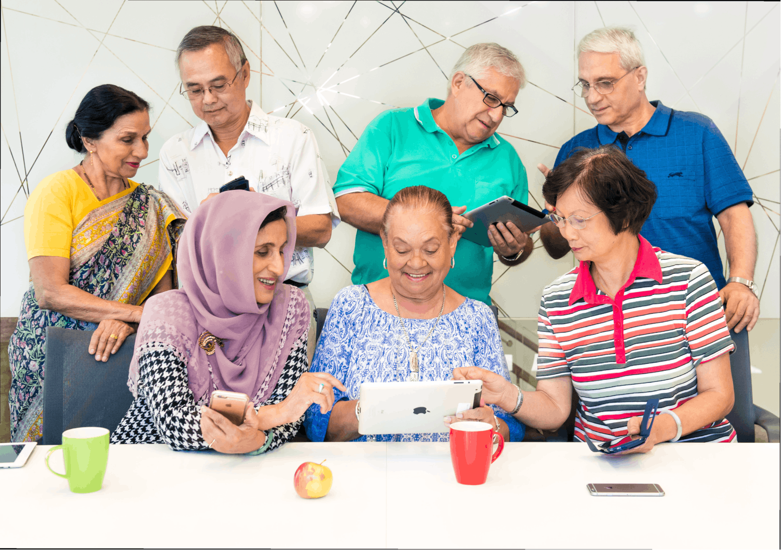 Tech Savvy Seniors - Introduction to the Internet (Mandarin) @ The Connection, Rhodes