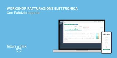 [GENOVA] WORKSHOP GRATUITO FATTURAZIONE ELETTRONICA con Fabrizio Lupone