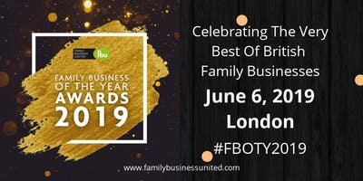 Family Business Of The Year Awards 2019
