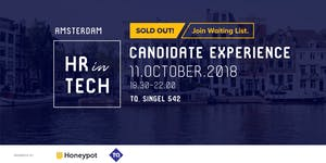 HRinTech: Candidate Experience