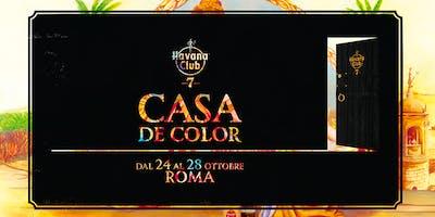 Havana Club Casa de Color