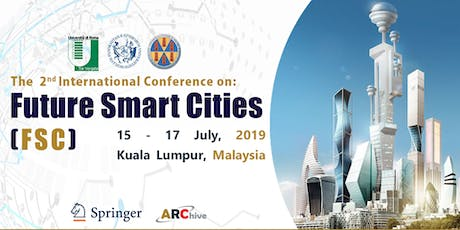 Future Smart Cities 2nd-Edition tickets