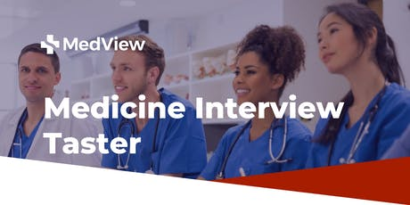 Medicine Interview Taster - Auckland tickets