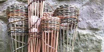 Willow Weaving - Bird Feeders and Christmas