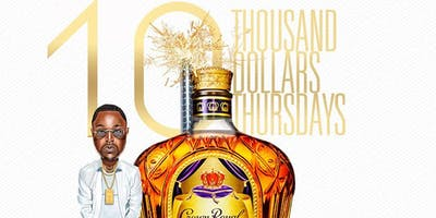 10,000 Thursdays at #PrymeThursdays