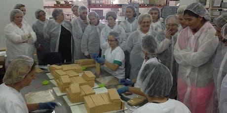Visita a fábrica de turronesydulces.com (reserva de plaza) entradas