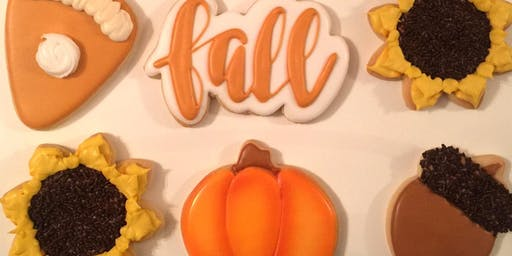 Fall favorites decorating class