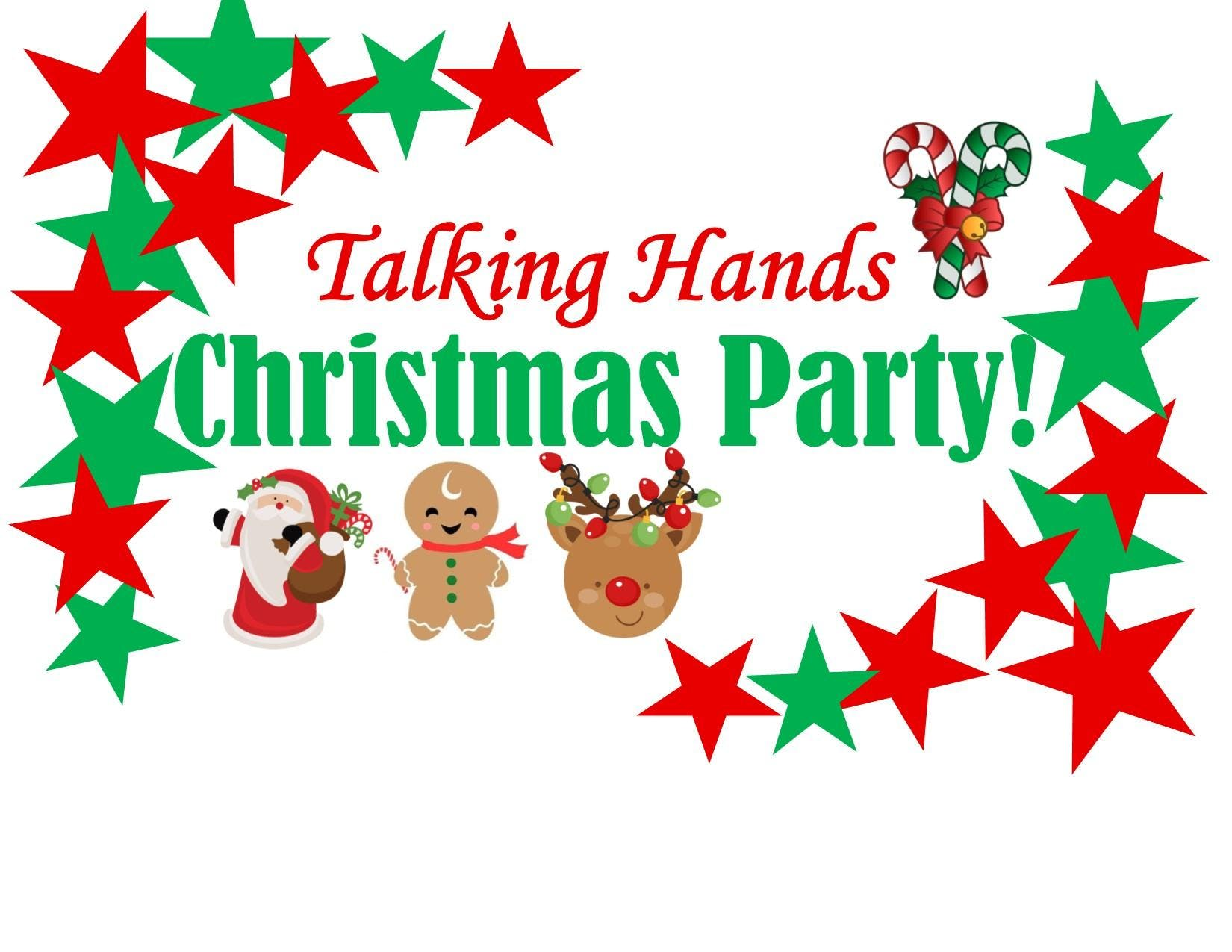 Kids Christmas Party at Talking Hands Cafe, Hassocks