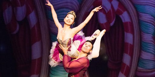 San Francisco Youth Ballet's 19th Annual Nutcracker