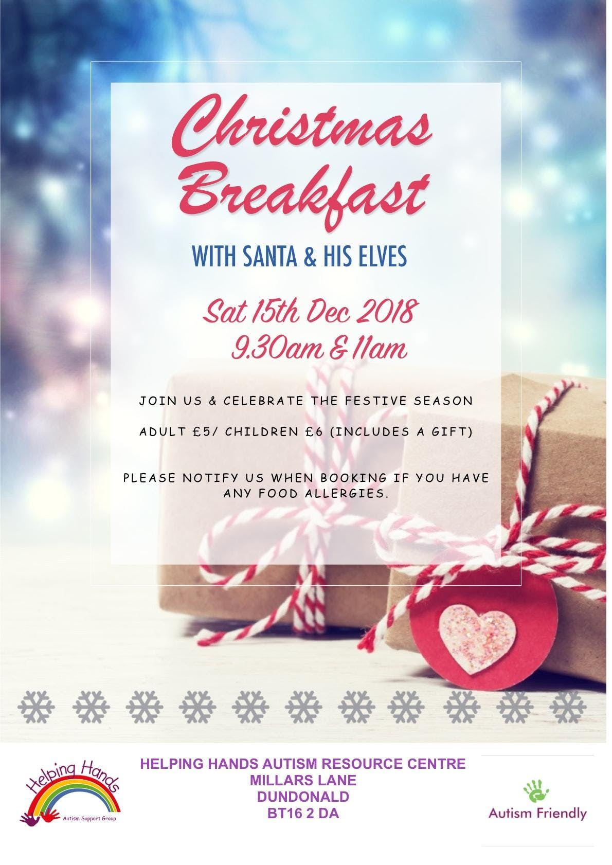 Christmas Brunch with Santa