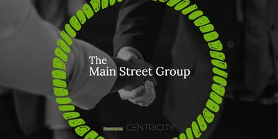 Beyond Networking - The Main Street Group (Morris
