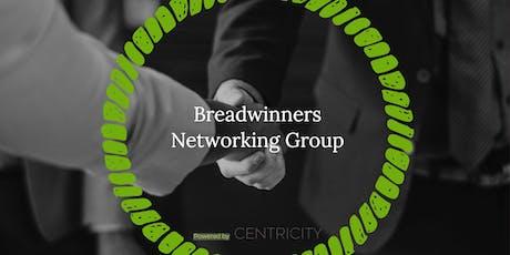 Breadwinners Networking Group - Business Networking tickets