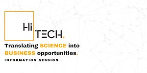 HiTech Information Session @ INOV INESC Inovação