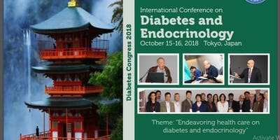 CPD Accredited International Conference on Diabetes and Endocrinology (CSE)