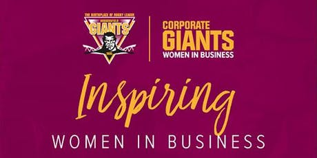 Inspiring Women in Business  tickets