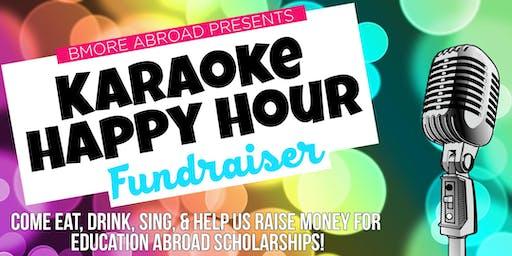 BMore Abroad Karaoke Happy Hour & Fundraiser