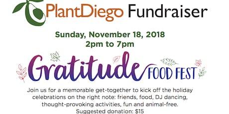 Gratitude Food Fest 2019 tickets