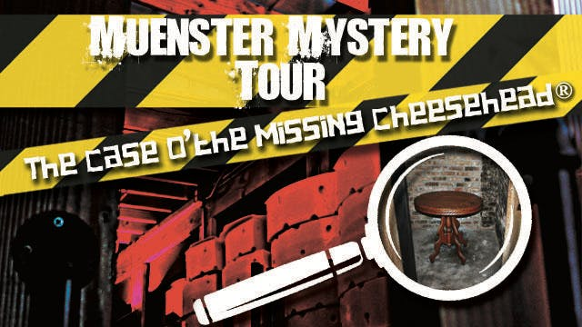 Muenster Mystery Tour: Case o' the Missing Ch