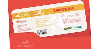 Invitation soirée - Normandie Attractivité