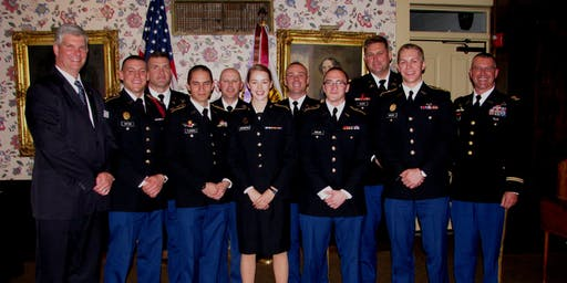 Army ROTC Cadet Award Dinner- 2019
