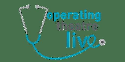 OPERATING THEATRE LIVE   Norwich 29th June 2019