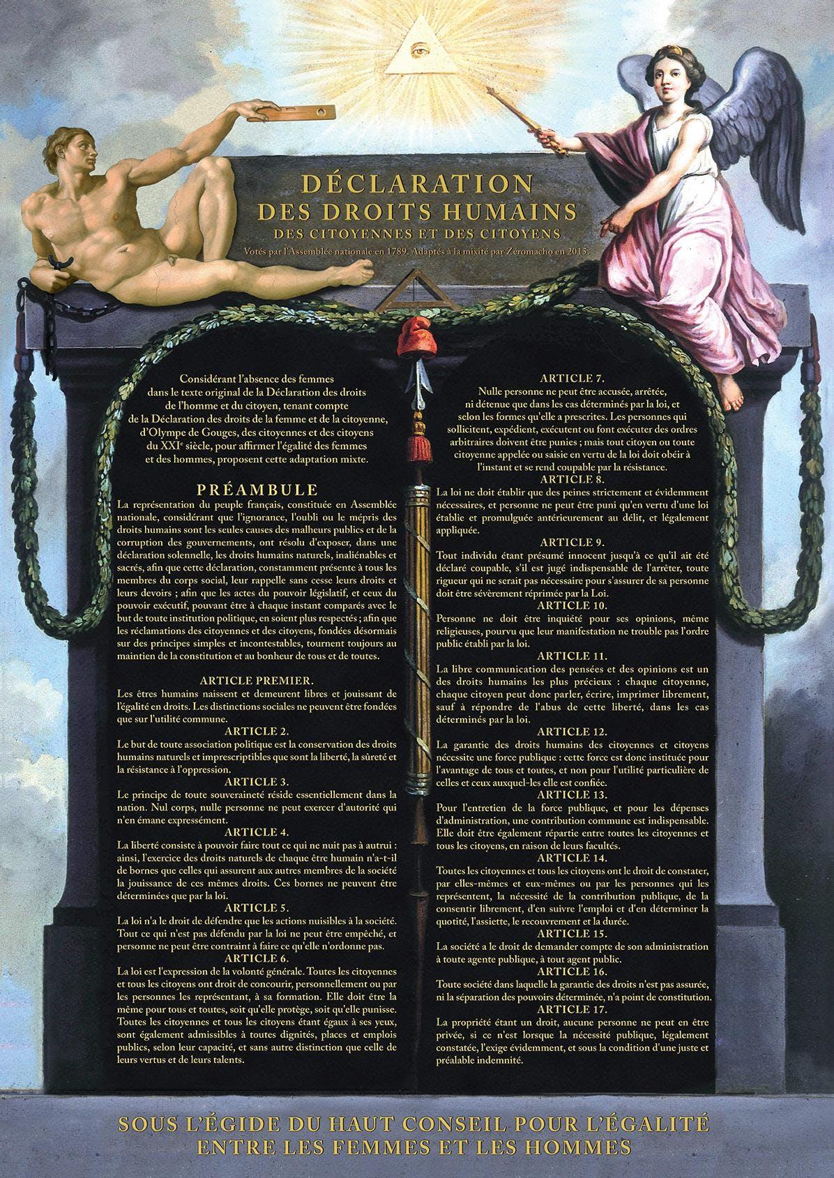 Projections | Découvrez l'histoire des droits