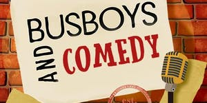 """Busboys and Poets presents """"JINX…Buy Me Some Laughs!""""..."""