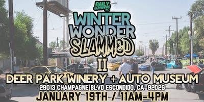 Winter WonderSLAMMED II by Daily Drivers Inc.